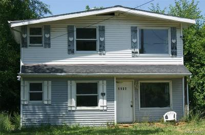 Flint Multi Family Home For Sale: 1127 Donaldson Blvd