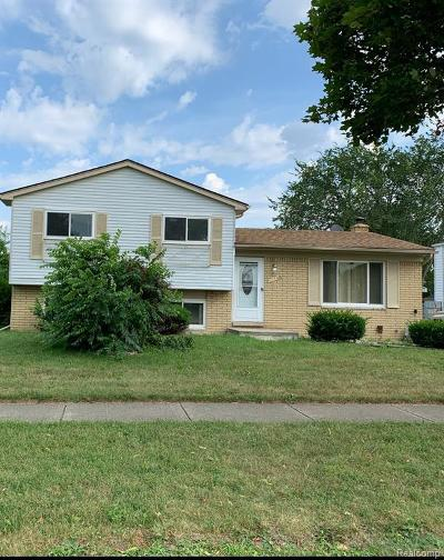 Sterling Heights Single Family Home For Sale: 40348 Walter Dr