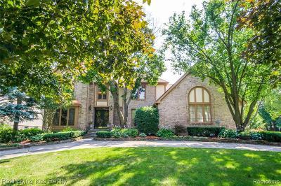 Farmington Hills Single Family Home For Sale: 29632 Harrow Dr