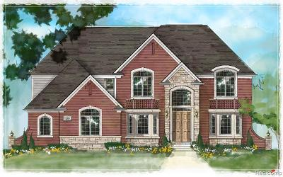 Utica Single Family Home For Sale: 3784 Forster Lane