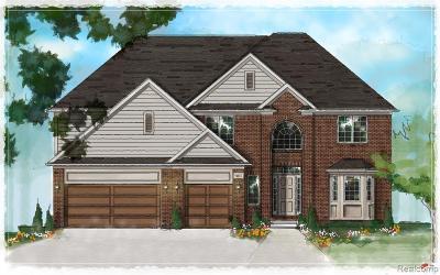 Troy Single Family Home For Sale: 1579 Garrett Dr