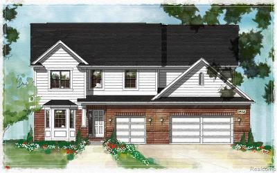 Troy Single Family Home For Sale: 1536 Garrett Dr