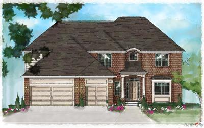 Troy Single Family Home For Sale: 1523 Garrett Dr