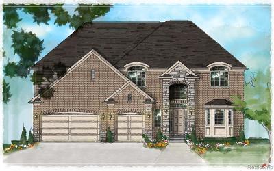 Troy Single Family Home For Sale: 1509 Garrett Dr
