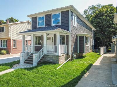 Northville Single Family Home For Sale: 355 1st St