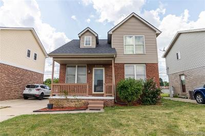 Madison Heights Single Family Home For Sale: 30463 Groveland St