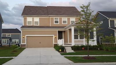Canton Single Family Home For Sale: 50584 Eisenhower Dr