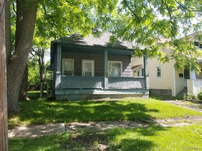 Flint Single Family Home For Sale: 2213 Maryland Ave