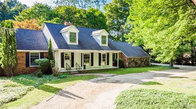 Troy Single Family Home For Sale: 5355 Beach Rd