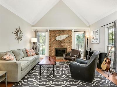 Rochester Hills Single Family Home For Sale: 1017 Clopton Bridge Dr