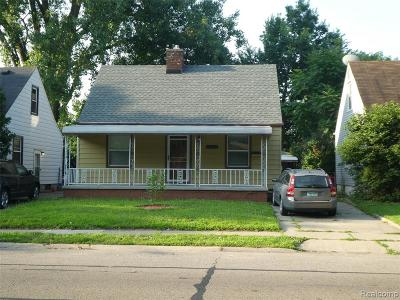 Wayne Single Family Home For Sale: 34321 Annapolis St