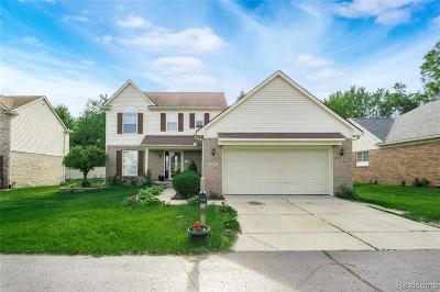 Westland Single Family Home For Sale: 8353 Emerald Ln W