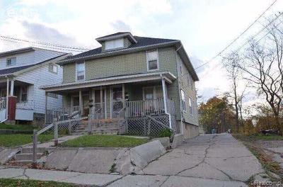 Flint Multi Family Home For Sale: 908 Durand St
