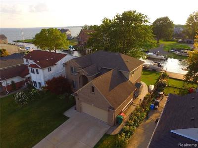 Harrison Twp Single Family Home For Sale: 37753 Maplehill St