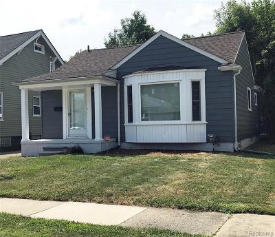 Royal Oak Single Family Home For Sale: 700 S Edgeworth Ave Ave