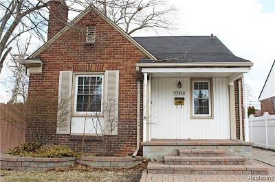Southgate Single Family Home For Sale: 12856 Ward St