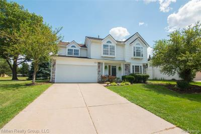 Waterford Single Family Home For Sale: 1443 Glenview Dr
