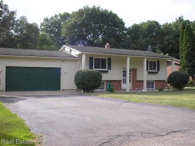 Waterford Single Family Home For Sale: 2105 Highfield
