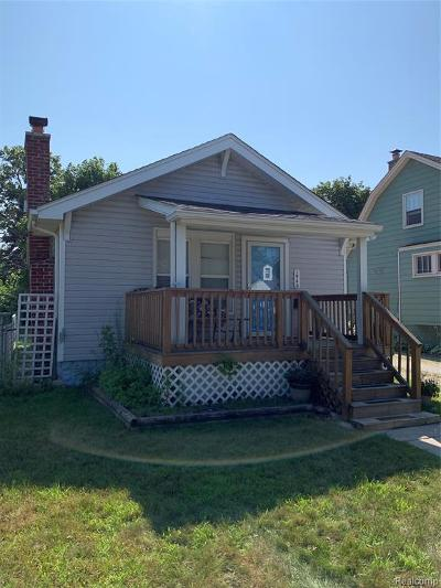 Ferndale Single Family Home For Sale: 1940 Central St