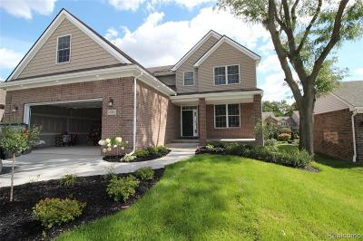 Livonia Single Family Home For Sale: 11902 Adams Ct. St