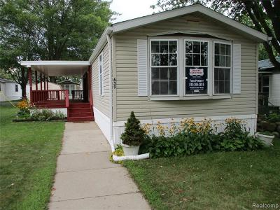 Sandusky MI Single Family Home For Sale: $28,900