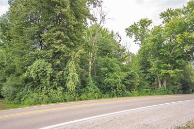 Shelby Twp Residential Lots & Land For Sale: 11855 25 Mile Rd