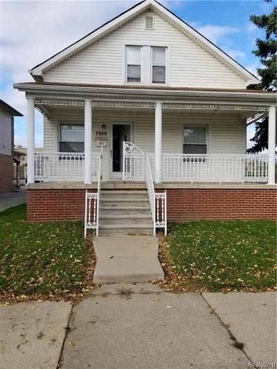 Dearborn Single Family Home For Sale: 7305 Kendal St