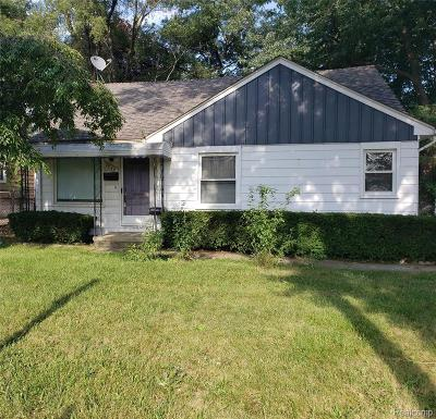 Berkley Single Family Home For Sale: 2044 Greenfield Rd