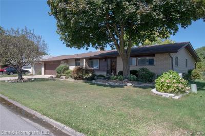 Single Family Home For Sale: 7292 Aqua Isle Dr