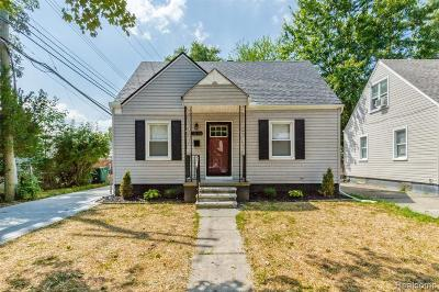 Dearborn Single Family Home For Sale: 3536 Byrd St