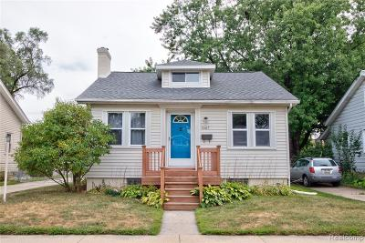 Ferndale Single Family Home For Sale: 1667 Albany St