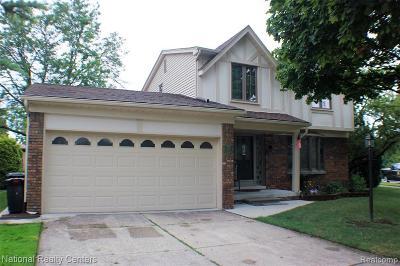 Macomb MI Single Family Home For Sale: $249,900
