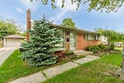 Wayne County Single Family Home For Sale: 37122 Gilchrist St
