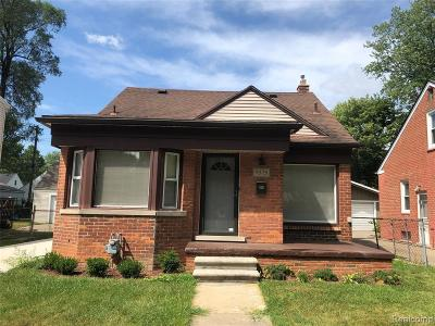 Wayne County Single Family Home For Sale: 9575 Hemingway St
