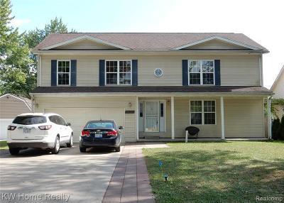 Wayne County Single Family Home For Sale: 27949 Hanover Blvd