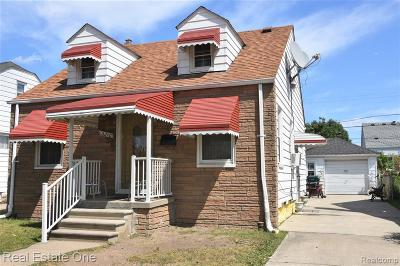 Wayne County Single Family Home For Sale: 6210 Kendal St
