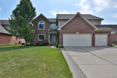Wayne County Single Family Home For Sale: 27193 Hawthorne Blvd