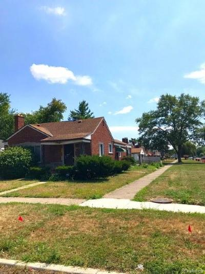 Wayne County Single Family Home For Sale: 7131 W Outer Dr