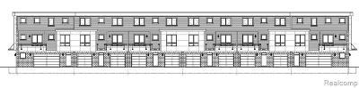 Royal Oak Multi Family Home For Sale: 328 Oakland Ave