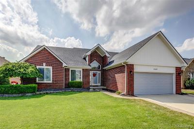 Macomb MI Single Family Home For Sale: $324,900
