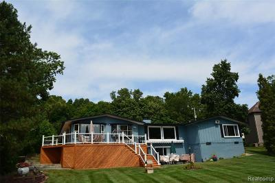 Single Family Home For Sale: 7316 Driftwood Dr