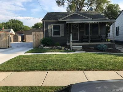 Warren Single Family Home For Sale: 13032 Prospect Ave