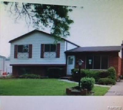 Warren Single Family Home For Sale: 3505 Esch