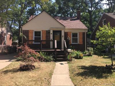 Ferndale Single Family Home For Sale: 1081 Marshfield St