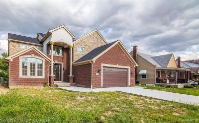 Dearborn Single Family Home For Sale: 7430 Coleman