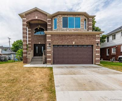 Dearborn Single Family Home For Sale: 5245 Horger