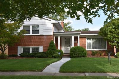Trenton Single Family Home For Sale: 1723 N Trenton Dr