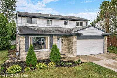 Southfield Single Family Home For Sale: 27425 Fairfax St
