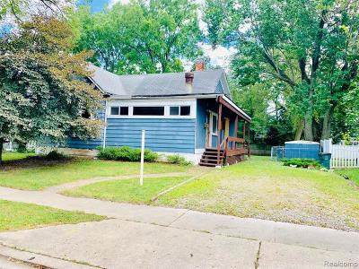 Birmingham Single Family Home For Sale: 864 Forest Ave