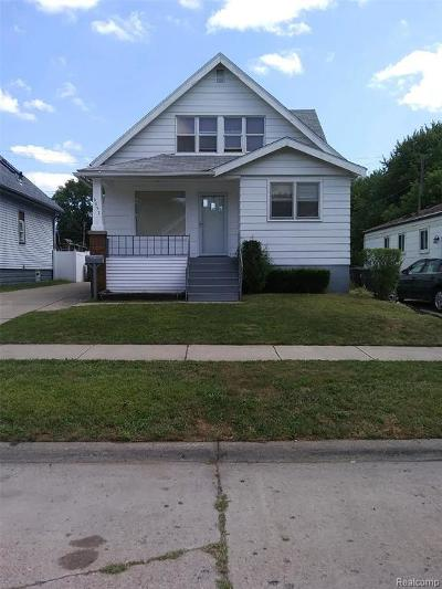 Taylor Single Family Home For Sale: 6657 Westpoint St
